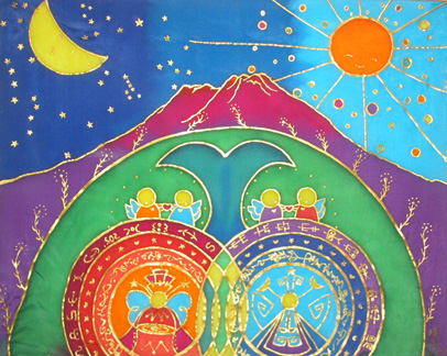 Unification of Divine Feminine and Divine Masculine in Mt. Shasta